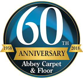 Abbey Carpet & Floor 60th Anniversary | 1958-2018